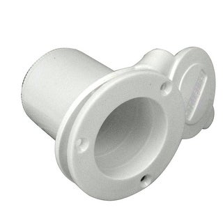 Promariner Universal AC Plug Holder White - 51203