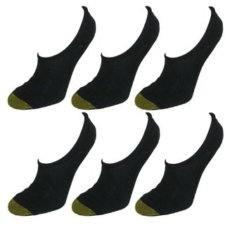 Gold Toe Women's Athletic Sport Tech So Low Socks (6 Pair Pack) (5 options available)