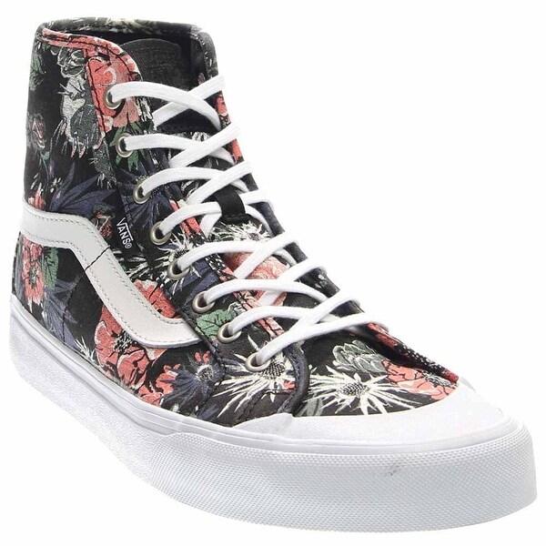 e2a0de213b Shop Vans BLACK BALI HI SF Desert Floral Black Women s Shoes ...