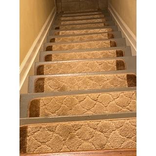 Nova Morrocan Washable Non Slip Non Skid Stair Treads