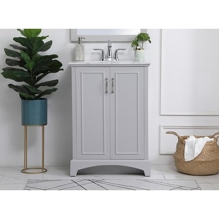 24-Inch bathroom vanity