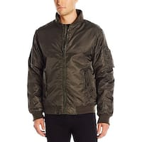 Ben Sherman Men's Flight Jacket
