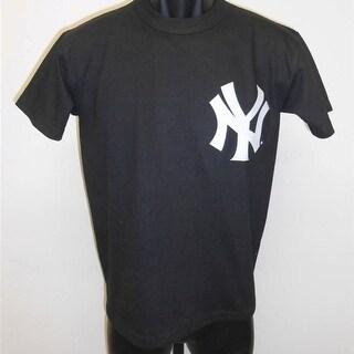 Shop Mlb Ny Ny Yankees Youth Medium M 10 12 Shirt