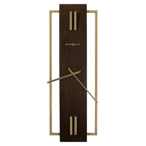 Howard Miller Harwood II Wall Clock