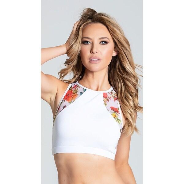 Womens Yandy Lily Beach Bikini Top