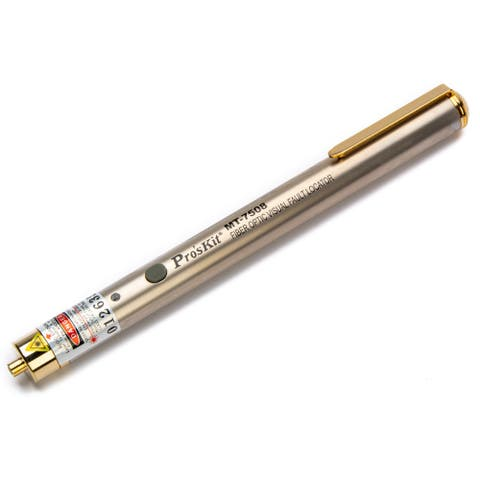 Eclipse 902-186N Visual Fault Locator & Light Source for ST/SC & 2.5mm Fiber Connectors & Cables - Copper