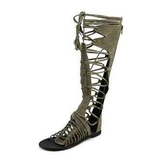 Free People Sun Seeker Women Open Toe Leather Gladiator Sandal