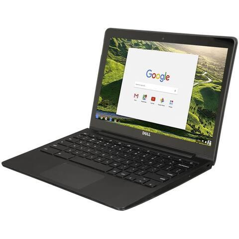 """Dell Chromebook 11 3180 - 11.6"""" - Celeron N3060 - 4 GB RAM - 16 GB Storage (Refurbished)"""