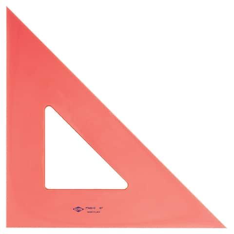 Alvin ft450-4 4 fluorescent triangle 45°/90°