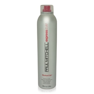 Paul Mitchell Worked Up Hair Spray 10.14 Oz  Vc