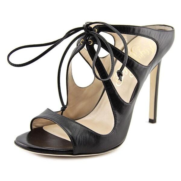 Alejandro Ingelmo 4002 Women Black Sandals