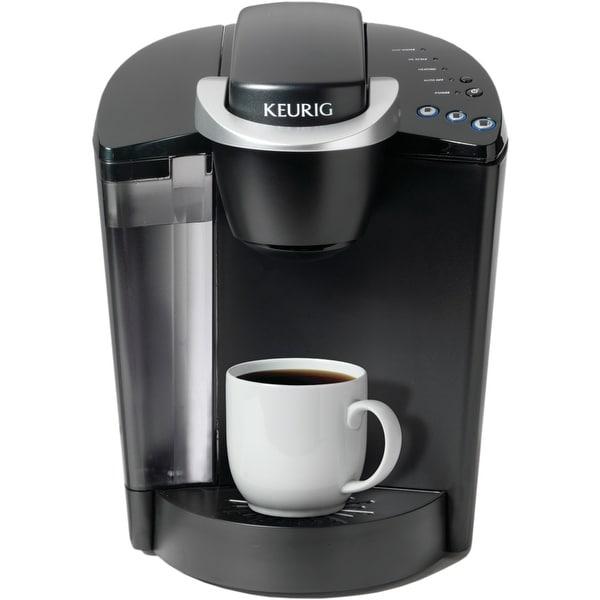 Shop Keurig 119255 K55 Coffee Maker Black Free Shipping Today