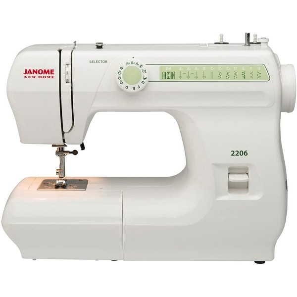 Janome New Home 2206 Sewing Machine. Opens flyout.