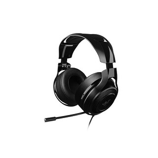Refurbished - Razer RZ04-01920200 ManO'War 7.1 Wired Stereo Gaming Headset Built in Microphone