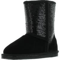 Lamo Girls Sequin Fashion Boots