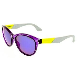Carrera CA5011/S 8GV Camouflage Purple Wayfarer Sunglasses - camouflage purple - 54-16-145