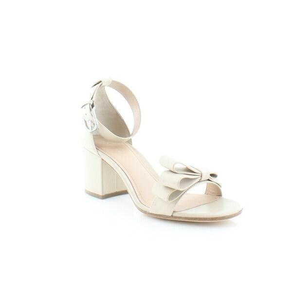 Pour La Victoire Aimee Women's Sandals & Flip Flops Parchment - 7.5