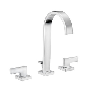 Good Design House 547646 1.5 GPM Widespread Bathroom Faucet   Includes Metal  Pop Up Drain Assembly