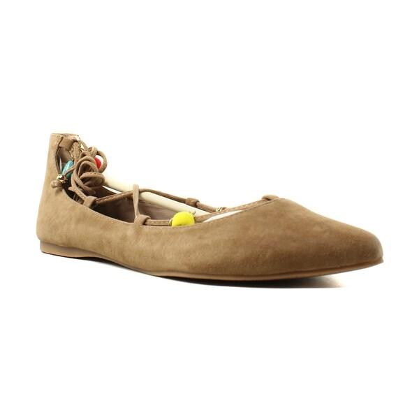 7ed79cec9d3 Shop Steve Madden Womens Eleanorr Brown Ballet Flats Size 9.5 - Free ...