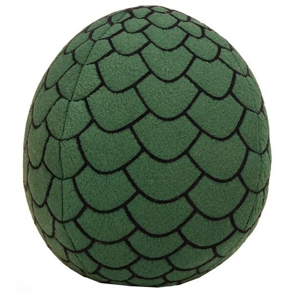 "Game Of Thrones 7"" Plush Dragon Egg: Green - multi"