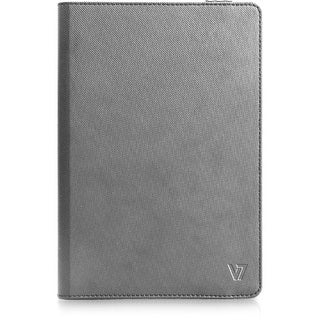 V7 TUC25R-8-GRY-14N V7 Universal TUC25R-8-GRY-14N Carrying Case (Folio) for 8 iPad mini, Tablet - Gray - Dust Resistant