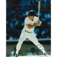 Dan Pasqua New York Yankees Autographed 8x10 Photo