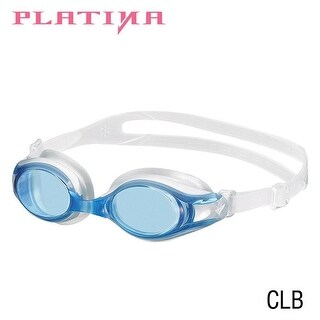 VIEW Swimming Gear V-500 Platina Swim Goggle (3 options available)