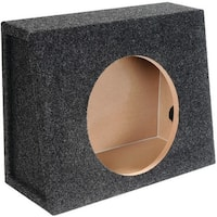 "Atrend E12St Bbox Series Single Sealed Truck Enclosure (12"")"