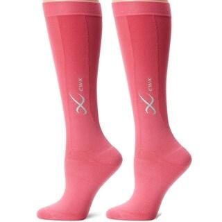CW-X Compression Support Socks - Raspberry
