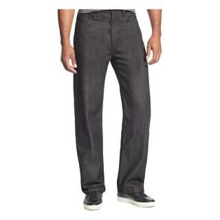Sean John Mens Garvey Jeans Original Fit Denim - 42/30