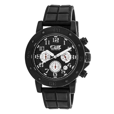 Equipe Arciform Men's Quartz Chronograph Watch, Luminous Hands
