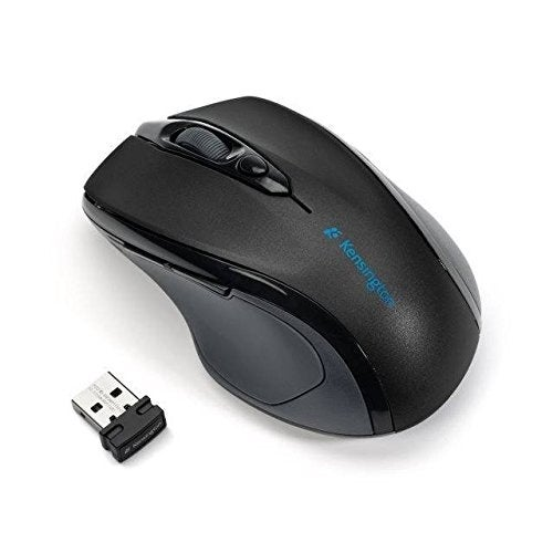 Kensington K72405us Mid-Size Right Handed Wireless Mouse W/ Nano Receiver