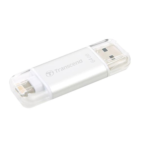 Transcend TS64GJDG300S Jetdrive Go 300 64 GB Flash Drive