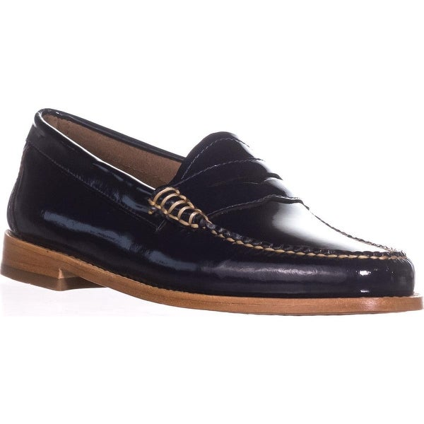 Weejuns G.H. Bass & Co. Whitney Penny Loafers, Navy
