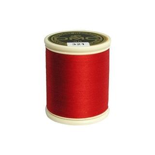 237a 50 321 Dmc Broder Machine 100 Ctn Thrd Red