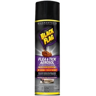 Black Flag HG-11094 Flea Killer Aerosol, 16 OZ