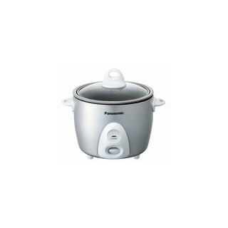 Panasonic-SR-G06FG Rice Cooker/Steamer