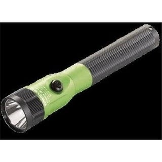 Streamlight Lime Green Stinger DS LED with 75637