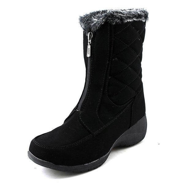 Khombu Womens ANGELA Closed Toe Mid-Calf Cold Weather Boots