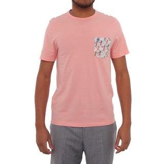 Original Penguin Short Sleeve Crew Neck Pocket Tee Men Basic T-Shirt