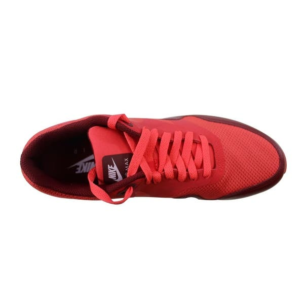 físicamente Fobia demandante  Nike Men's Air Max 1 Ultra 2.0 Essential Track Red/Track Red-Team Red  875679-601 Size 10.5 - Overstock - 21141796