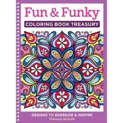 Fun Funky Coloring Book