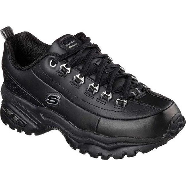 ad0026934d5b Shop Skechers Women s Energy 3 Premium Black Black Trim (BBK) - On Sale -  Free Shipping On Orders Over  45 - Overstock - 7379440