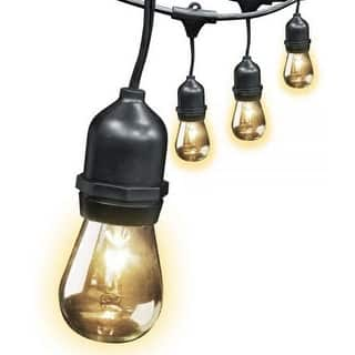 Buy wired landscape lighting online at overstock our best feit electric 72041 string lights 30 aloadofball Images