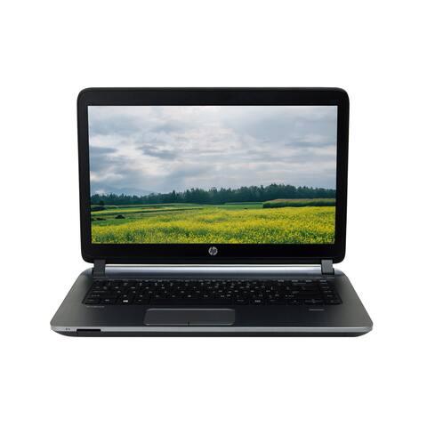"HP ProBook 445 G2 AMD A10-7300 1.9GHz 8GB RAM 500GB HDD 14"" Win 10 Pro Laptop (Refurbished B Grade)"