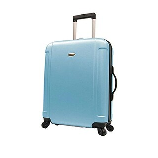 Travelers Choice Freedom 29 Inch Lightweight Hard-shell -Arctic Blue Spinner Upright