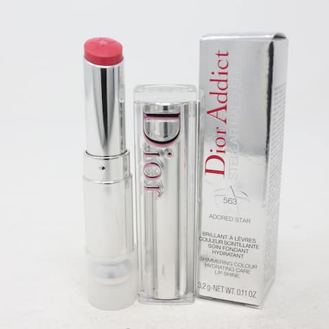 Dior Addict Stellar Halo Shine Lipstick 0.11Oz/3.2G New With Box