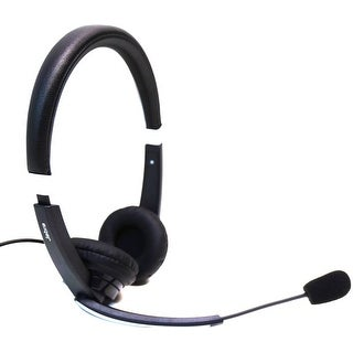 Jabra GSA5599823109R UC Voice 550 MS Duo MONO Headset - Black-REFURBISHED
