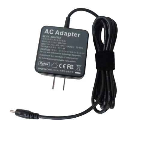 Ac Power Adapter Charger For Lenovo IdeaPad 100S-11IBY Model 80R2 Laptops