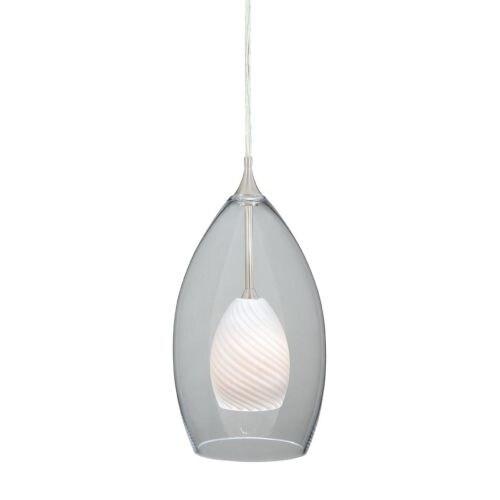 "Vaxcel Lighting PD57104 Milano 1 Light 5"" Mini Pendant"